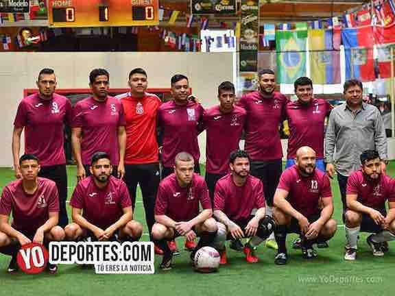 Liga Interamericana Fecha 5 en Chitown Futbol