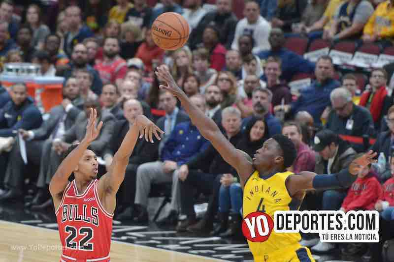 Cameron Payne-Chicago Bulls-Indiana Pacers