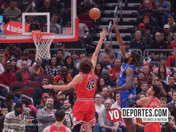 Chicago Bulls-Dallas Mavericks-Robin Lopez-