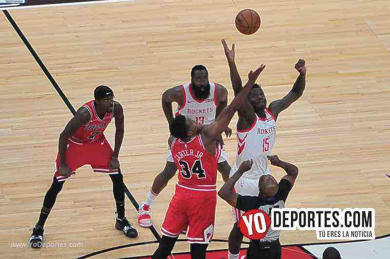 Chicago Bulls-Houston Rockets