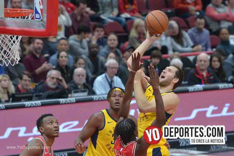 Chicago Bulls-Indiana Pacers NBA