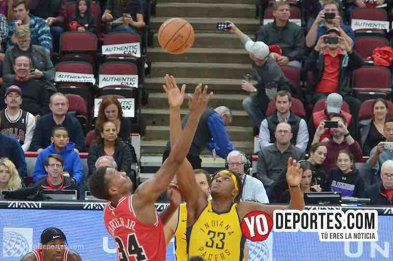 Bulls pierden su tercer partido de la semana ahora con Pacers de Indiana