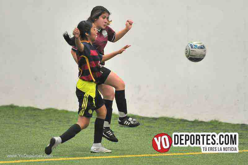 Chicago Real FC-New Team-Copa Rosada Liga San Francisco Femenil