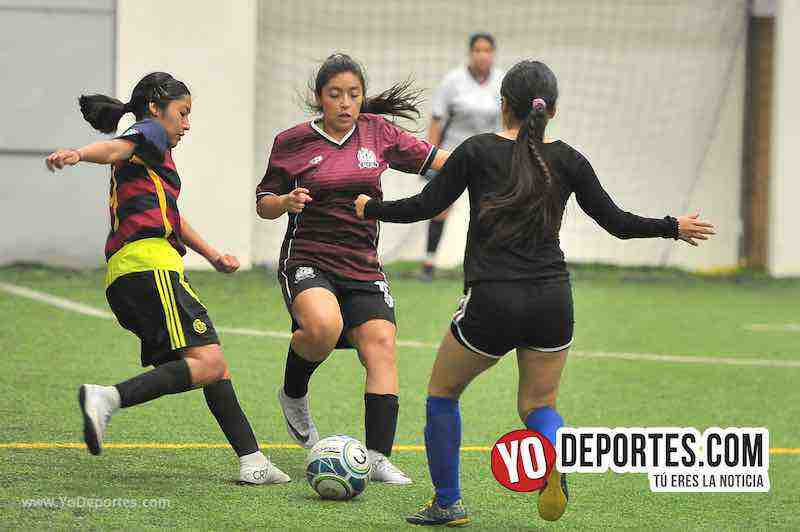 Chicago Real FC-New Team-Copa Rosada Liga San Francisco Futbol Femenil