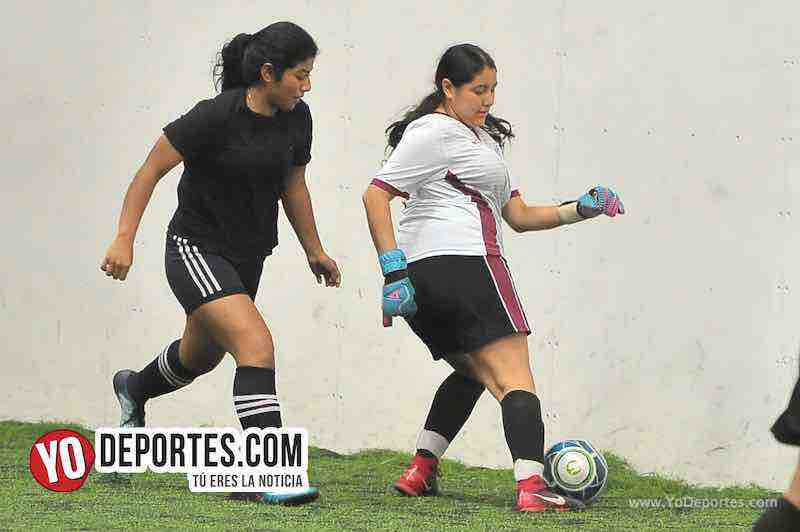Chicago Real FC-New Team-Copa Rosada Liga San Francisco Mujeres Futbolistas