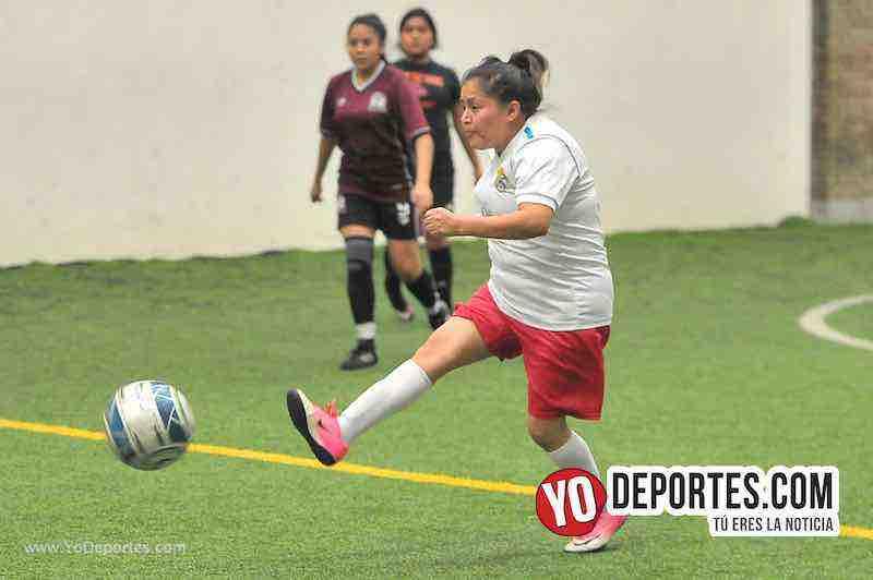 Chicago Real FC-New Team-Copa Rosada Liga San Francisco Soccer League Indoor