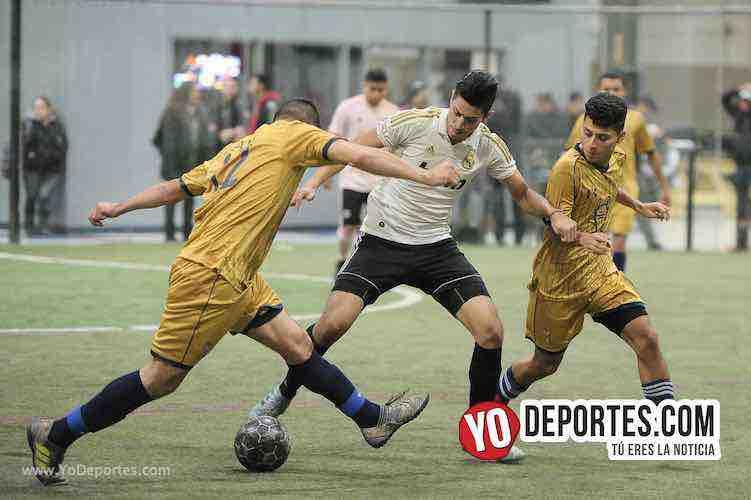 Deportivo 55-DJ Guero-Liga Latinoamericana Indoor Futbol Soccer Chicago