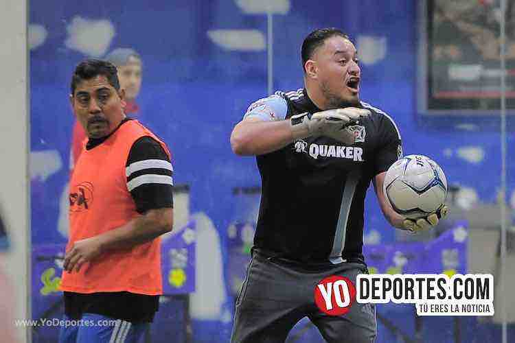 Cuamio invicto y Revolutions no puede ganar en la Liga Latinoamericana