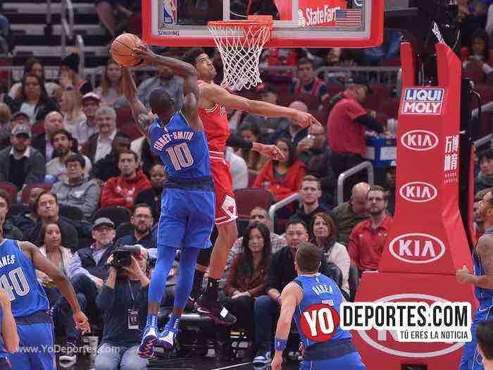 Dorian Finney-Smith-Chicago Bulls-Dallas Mavericks