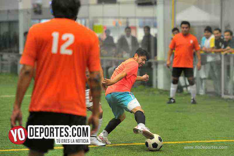 Douglas Boys-Red Wings-Liga Douglas-Torneo Corto Indoor