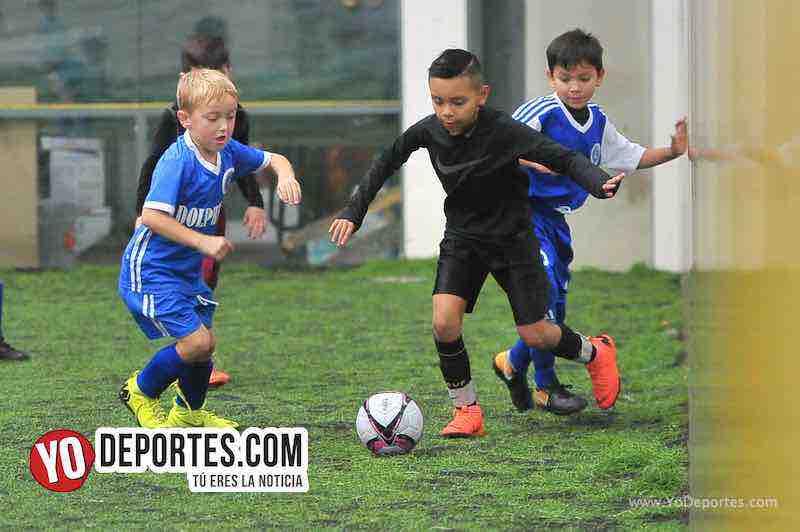 Douglas Kids-Chicago Dolphins-Liga San Francisco Futbol Infantil