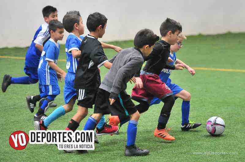 Douglas Kids-Chicago Dolphins-Liga San Francisco Indoor Futbol