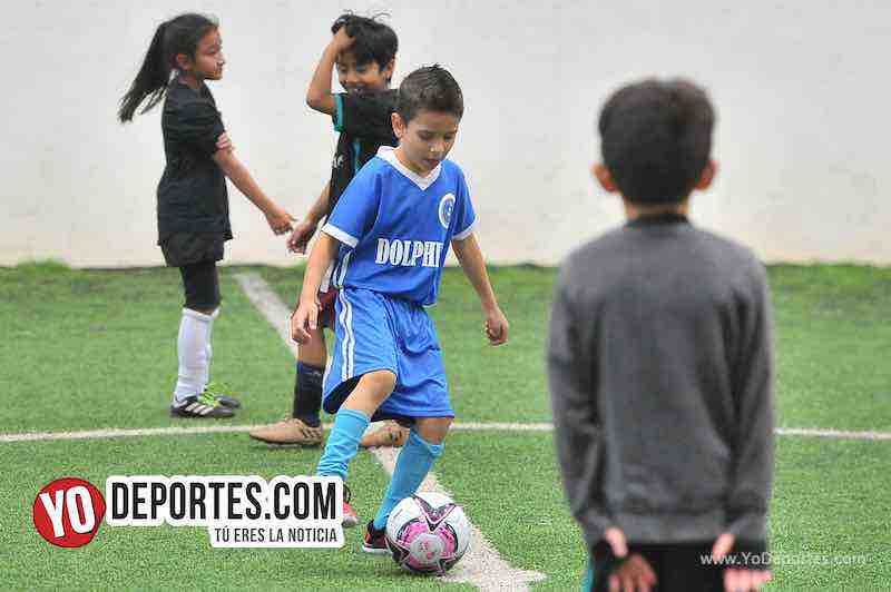 Douglas Kids-Chicago Dolphins-Liga San Francisco Soccer League