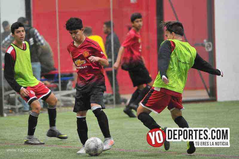 Heroico empate La Joya-Deportivo Guerrero-Champions Jr-Liga Latinoamericana