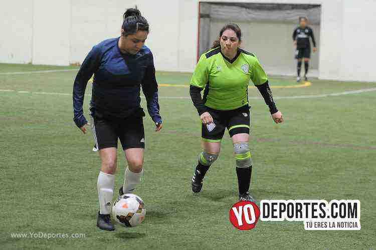 JC 7-Las Mismas-AKD Soccer League Futbol Femenino Chicago