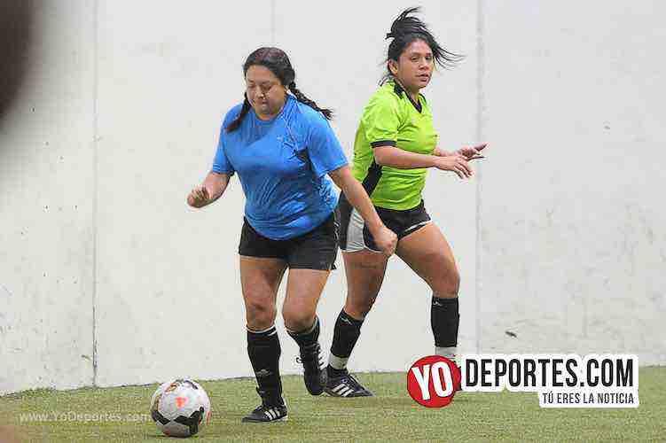 JC 7-Las Mismas-AKD Soccer League Mujeres Futbolistas Chicago