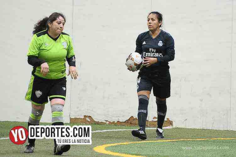JC 7-Las Mismas-AKD Soccer League Veteranas Mujeres Futbol Femenil Chicago