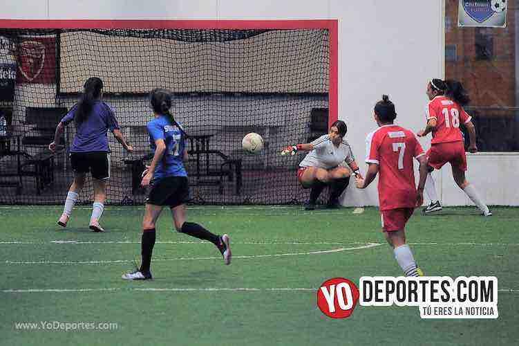 Dolorosa derrota para Tigres Dolton en la Chicago Women Premier