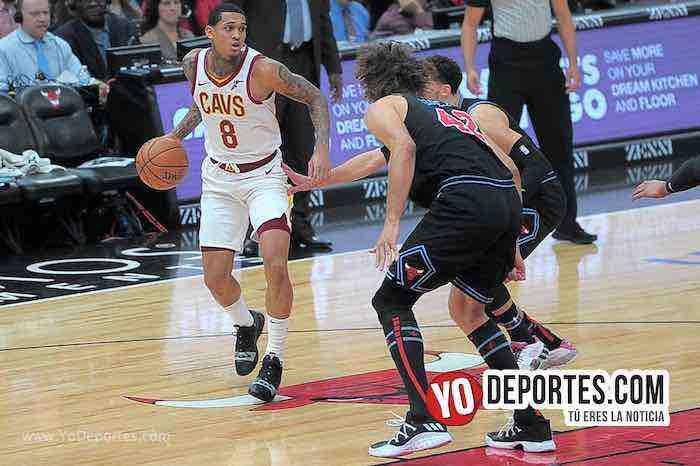 Jordan Clarkson-Chicago Bulls-Cleveland Cavaliers