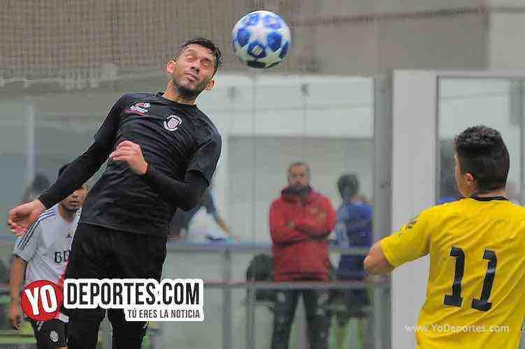 Jorge Casas-Boca Jr-Southside-Champions de los Martes-Liga San Francisco