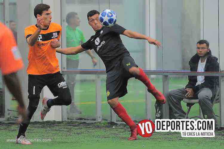 Juan De La Cruz Charal-Villa Toro-Deportivo La Palma-Champions de los Martes-Liga San Francisco