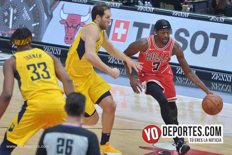 Justin Holiday-Chicago Bulls-Indiana Pacers