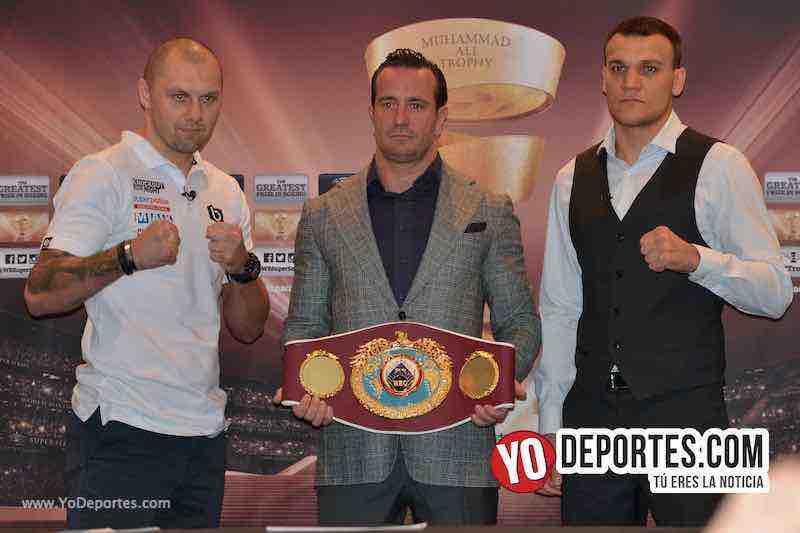 Krzysztof Glowacki-Maskim Vlasov-World Boxing Super Series-World Boxing Super Series Chicago