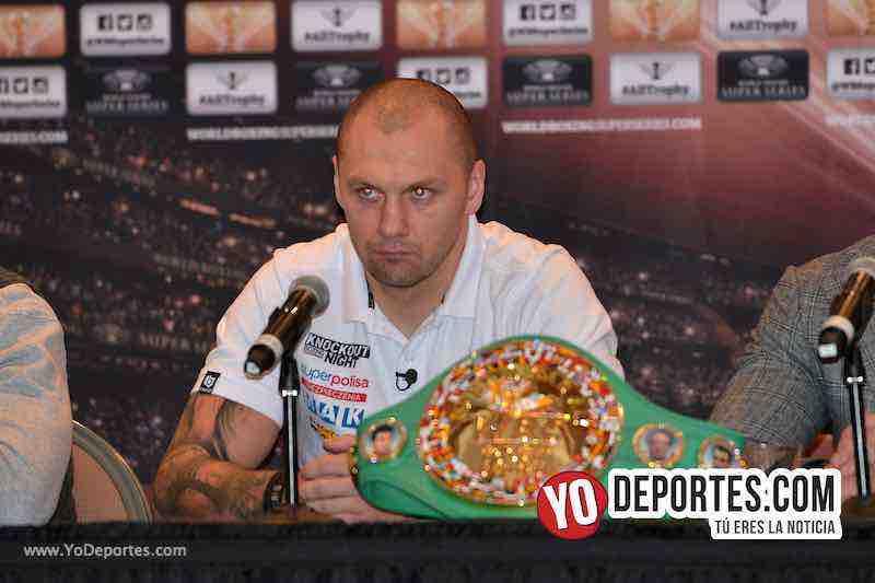 Krzysztof Glowacki-World Boxing Chicago Super Series-World Boxing Super Series