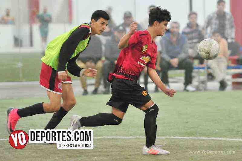 La Joya-Deportivo Guerrero-Champions Jr-Liga Latinoamericana Soccer League