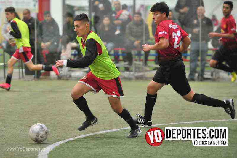 La Joya-Deportivo Guerrero-Champions Jr-Liga Latinoamericana en Chicago