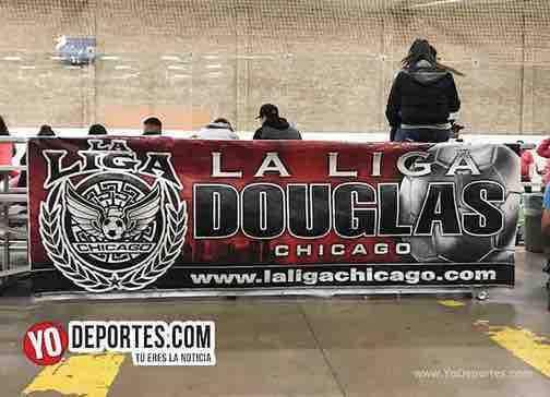 Horarios para este domingo en la Liga Douglas Infantil