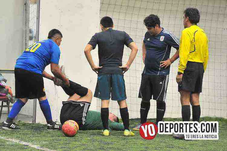 Fire Evolution, Douglas Boys y Zacatepec invictos de la Liga Douglas