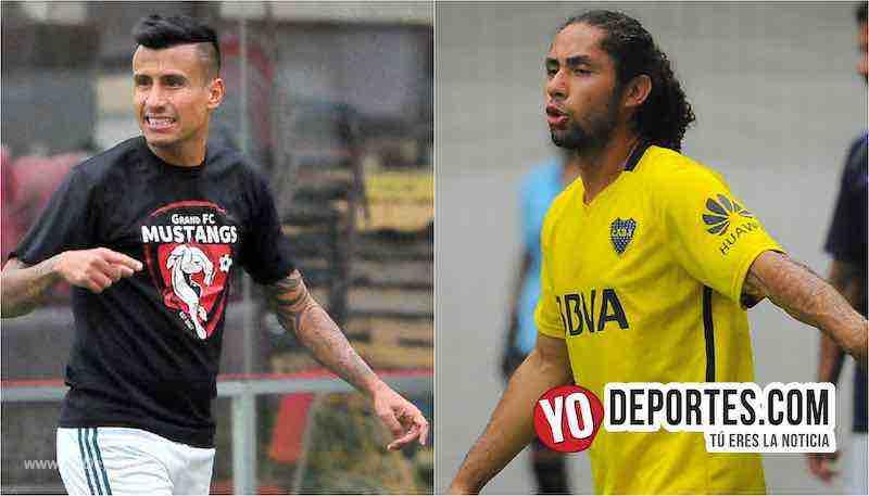 Huele a peligro Boca Jr. contra Deportivo La Palma en Champions de los Martes