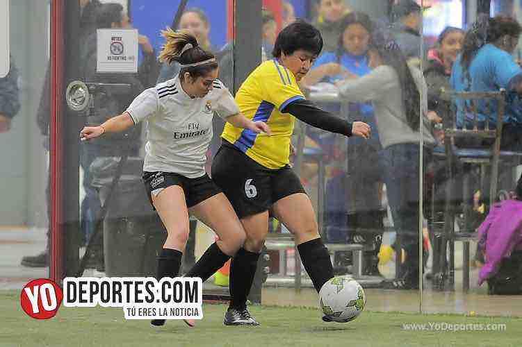 Lupe Serrano regala triunfo al Atlético L en AKD Soccer league