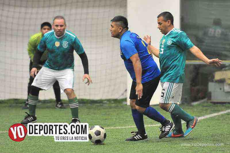 Atlético no fue rival para el Michoacán en la Liga Douglas