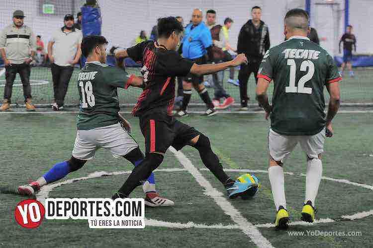 Niupi-La Juve -Liga Interamericana Futbol Indoor