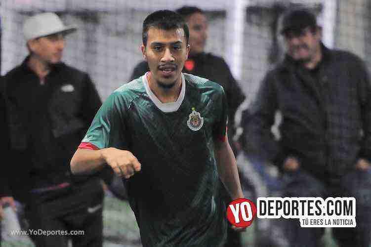 Niupi-La Juve -Liga Interamericana Futsal Chicago