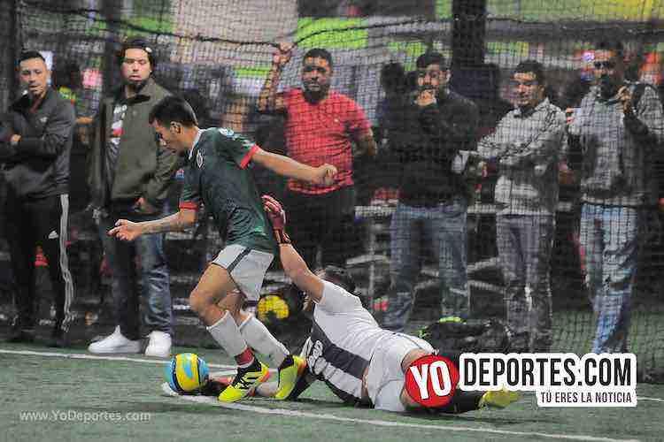 Niupi-La Juve -Liga Interamericana Soccer League Indoor Futbol