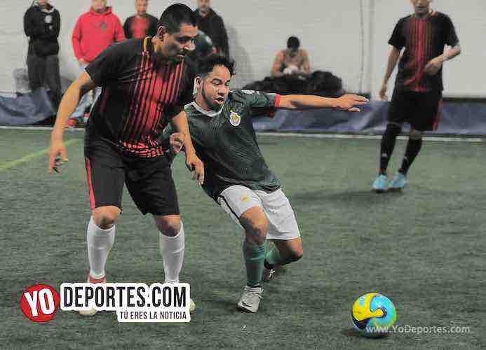 Niupi-La Juve -Liga Interamericana Soccer League Indoor