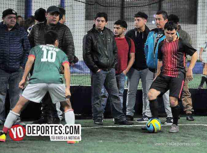Niupi-La Juve -Liga Interamericana