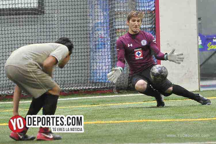 PSG-Deportivo Aztecas-Liga Latinoamericana Indoor Futbol en Chicago