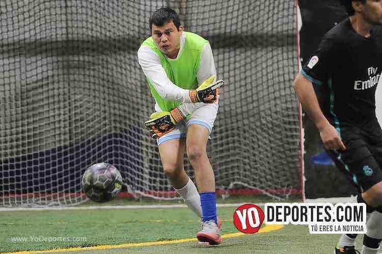 Real Michoacan-Santos San Luis-Liga Latinoamericana division de veteranos