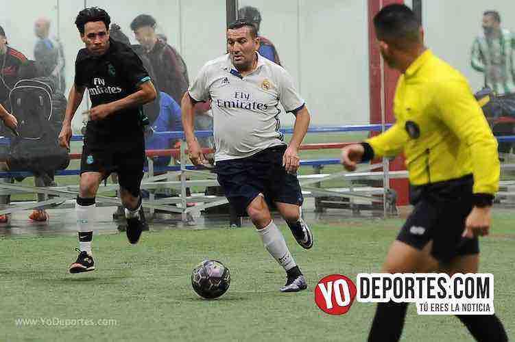Real Michoacan-Santos San Luis-Liga Latinoamericana veteranos