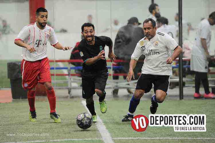 Real Michoacan-Santos San Luis-Liga Latinoamericana