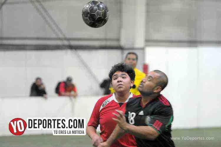 Con goles de David Morales Revolution gana en la Latinoamericana