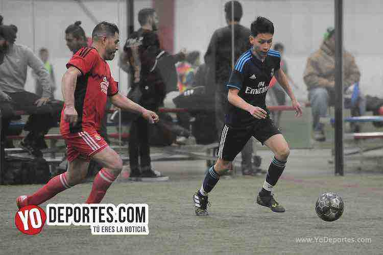 Revolution-A&B Electronics-Liga Latinoamericana Indoor Soccer League