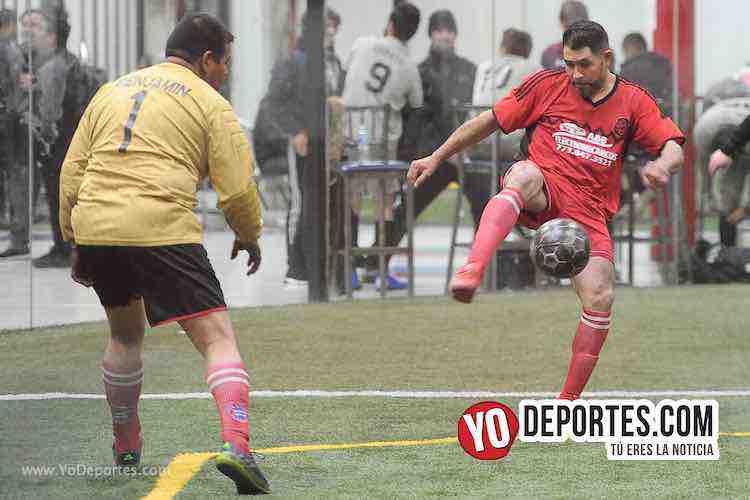 Revolution-A&B Electronics-Liga Latinoamericana Indoor soccer