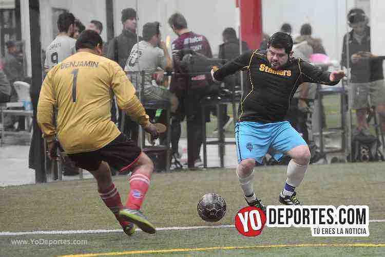 Revolution-A&B Electronics-Liga Latinoamericana Soccer League