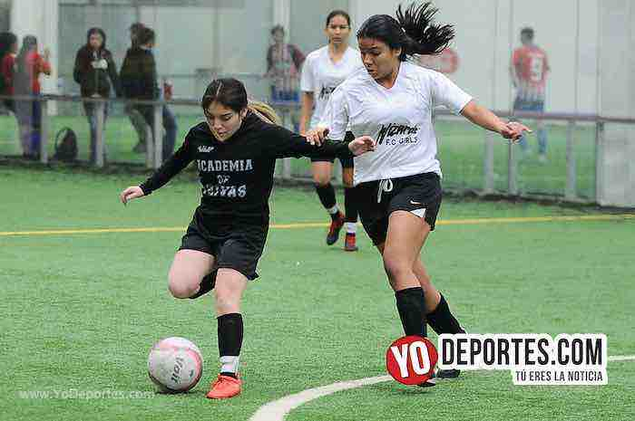 Rita Calderon-Wizards FC-OVO-Liga San Francisco High School