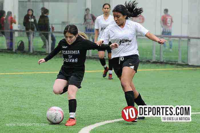 Rita Calderon-Wizards FC-OVO-Liga San Francisco High School